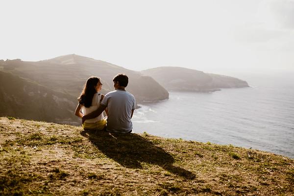 Sofia e Duarte | Love Session @ São Miguel, Açores