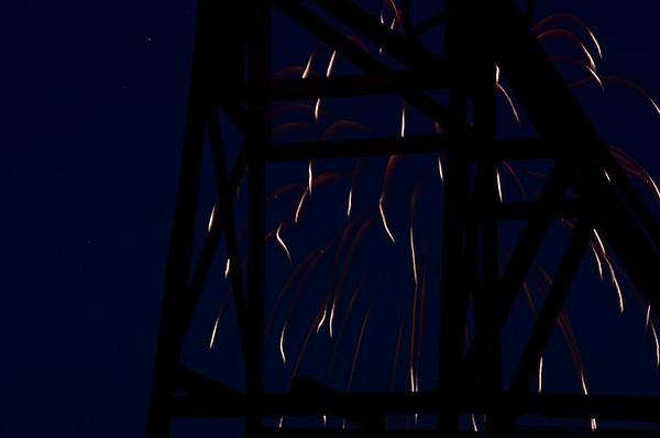 2019 Virginia City Fireworks
