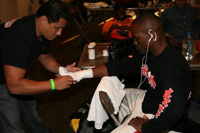 Fight Night at the Pavillion... May 8, 2009