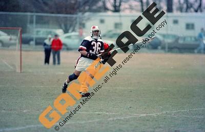 1989-1990 Men's Lacrosse