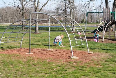 Easter Egg Hunt at the Park