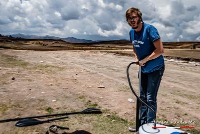 SUP con Inkamerican Peru Adventure @ Laguna Huaypo - Anta - Cusco