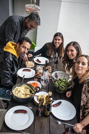 Jantar Casa Luís