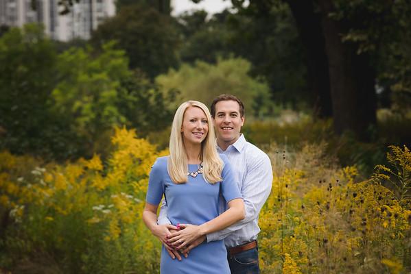 Sara and Sean Engagement