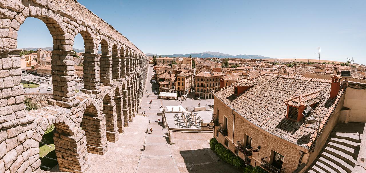 西班牙 塞哥維亞景點介紹 與旅遊建議