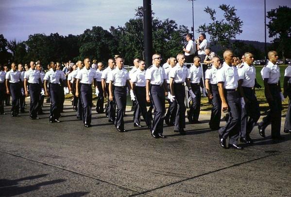 USMA 1970 R -Day