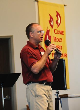 June 22, 2008 Worship Service