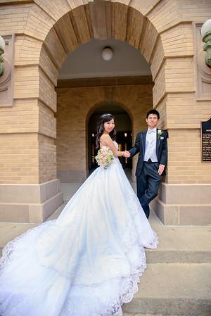 Yingfei's Wedding
