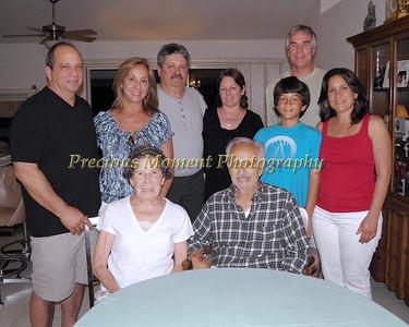 Fontana Family July 30, 2010