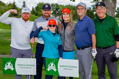 Special Olympics Calgary 20th anniversary Charity Golf Tournament