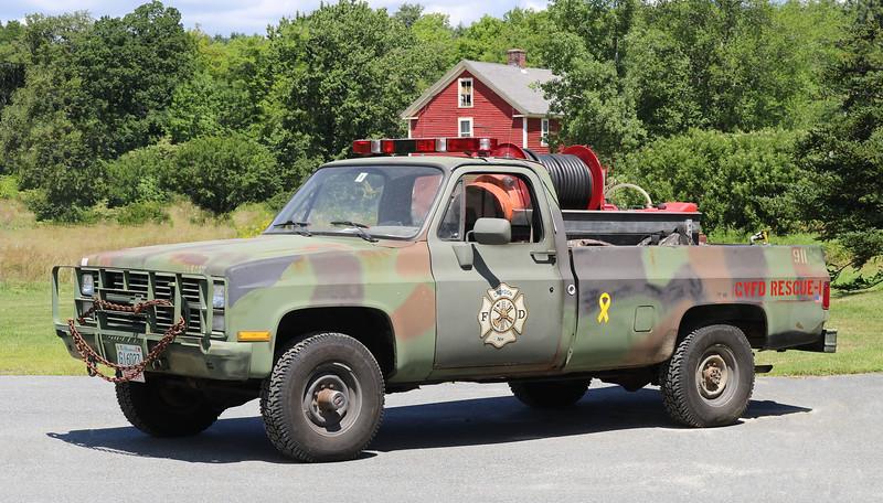 Forestry 1   1982 Chevy / Custom   75 / 200