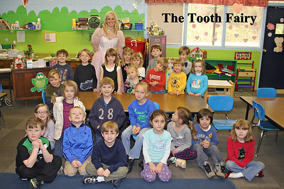 Tooth Fairy Visits WCA