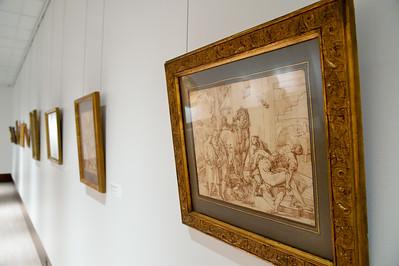 Art Italian Rennaisance Exhibit