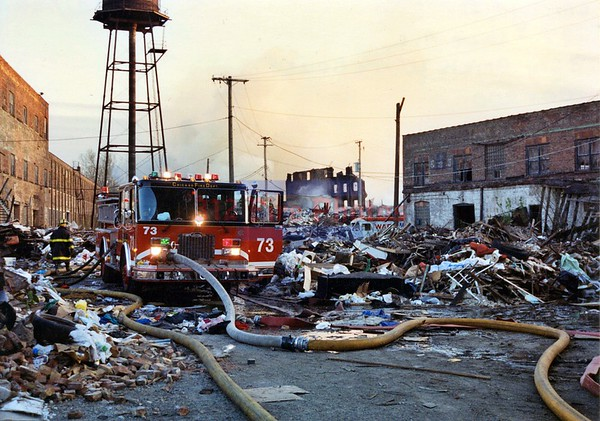3-11 76th ST. & Lowe Ave. 4-21-1994