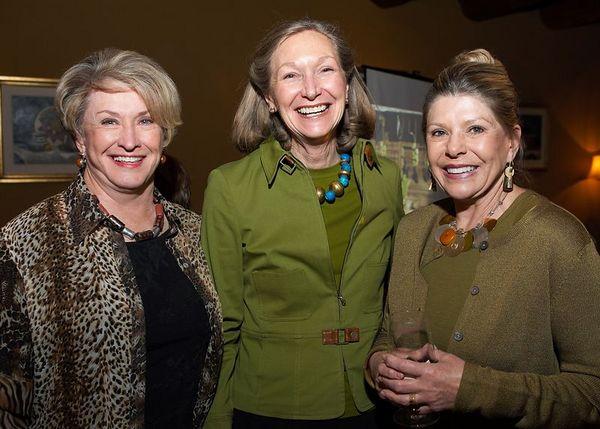 Ann Lawrence's Safari Party
