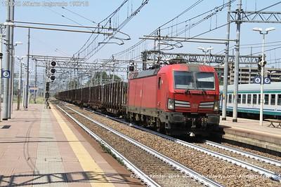 Electric locomotives
