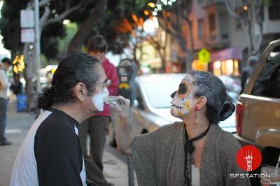 Dia De Los Muertos 2012