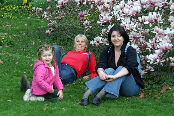 Planting Field - April 12, 2008