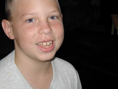 Jeff's 9th Birthday - 4/6/2001