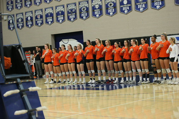 State Championship Volleyball