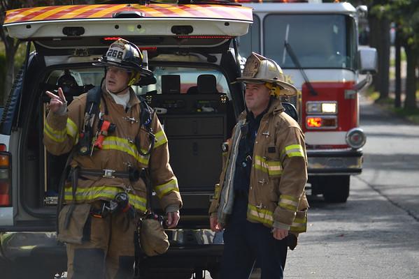 10/14/14 - Teaneck, NJ - Working Fire