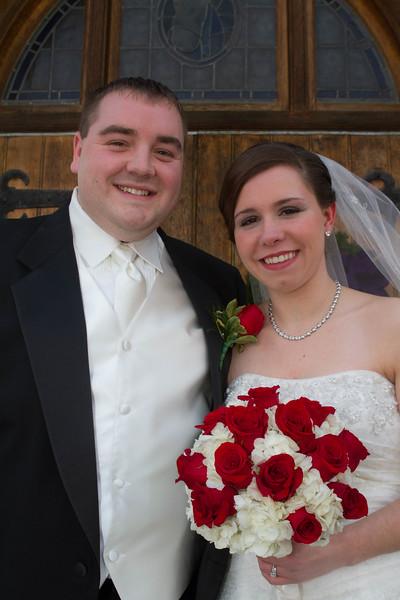 Amanda and Jeff