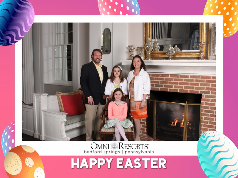 Omni Resorts Easter 2018