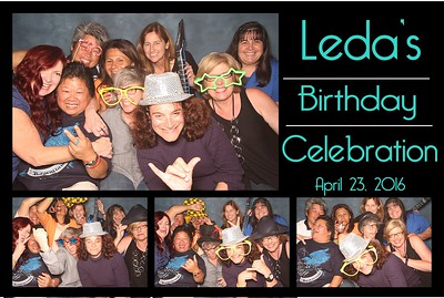 04.23.16 Leda's Birthday Celebration