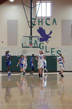 CHCA 2013 MS Girls A Basketball vs Clark 01.23