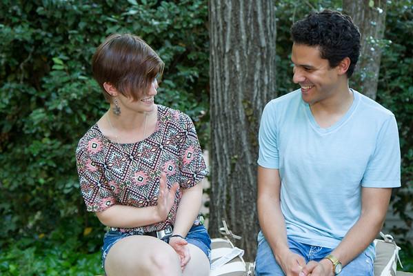 Dominic & Hannah