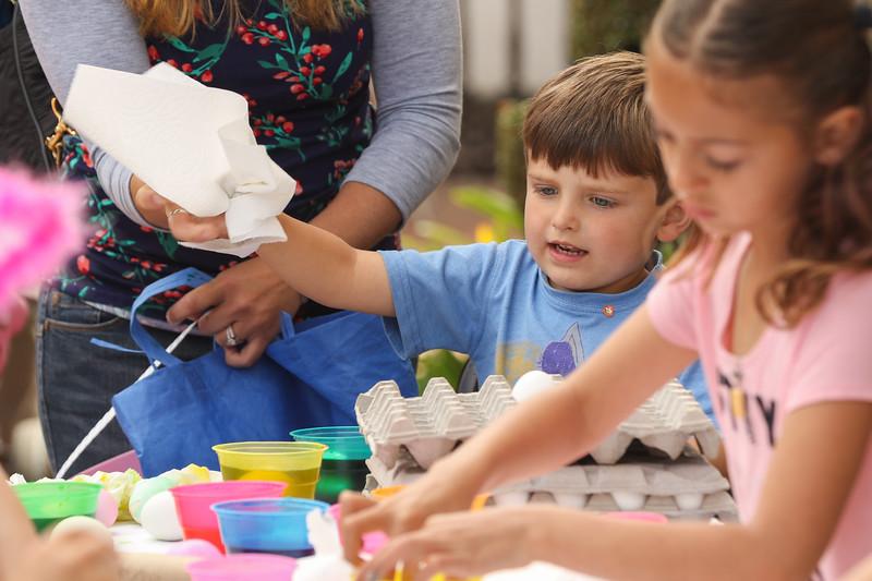 Eggstravaganza Easter Egg Hunt 2018 at The Old World Village