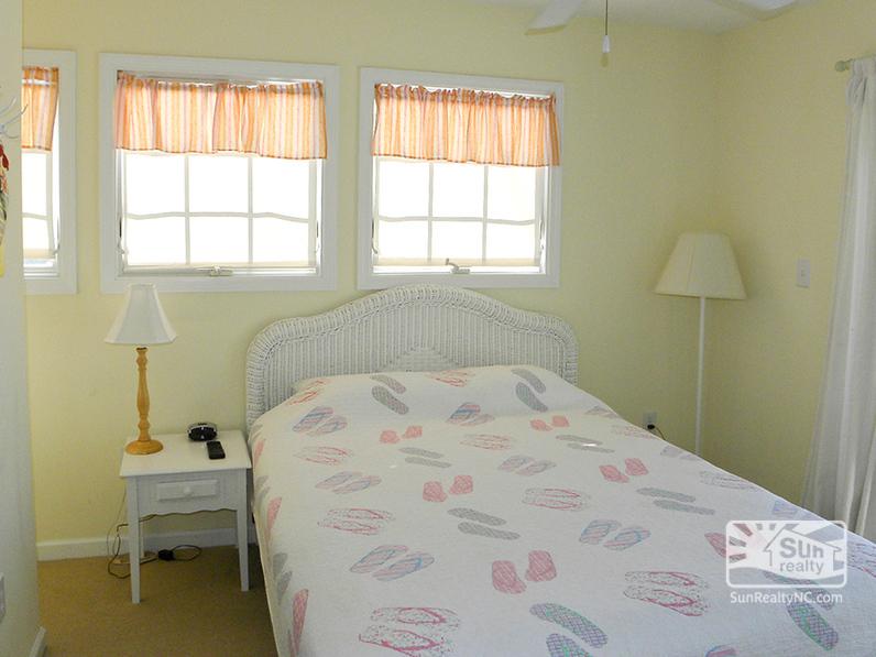 Top-Level Queen Master Bedroom