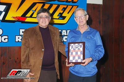 Lebanon Valley Speedway Banquets - 3/16-17/18 - Mark Brown
