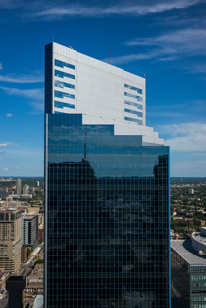 Campbell Mithun Tower at Downtown Minneapolis, Hennepin County, Minnesota, USA