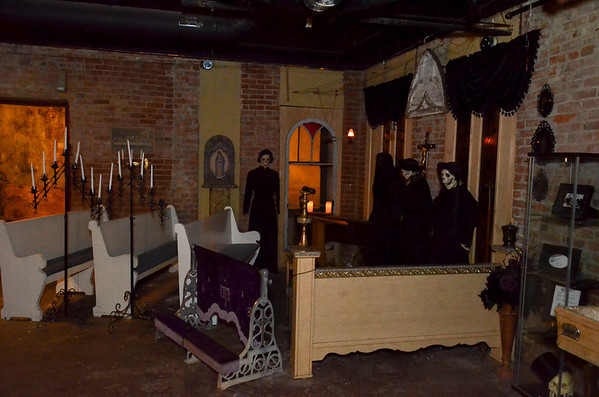 Seattle Ghost Tours 2014