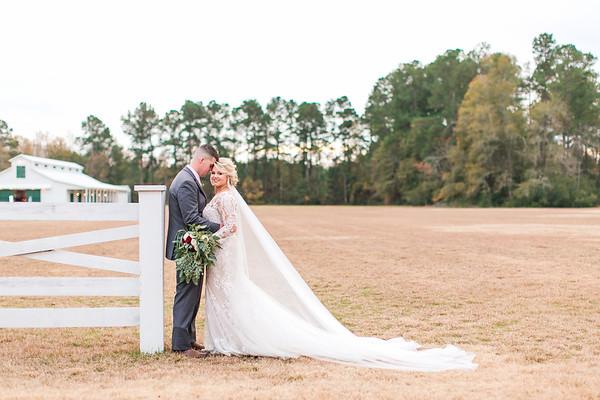 C.T. + Danielle | Wildberry Farm Wedding