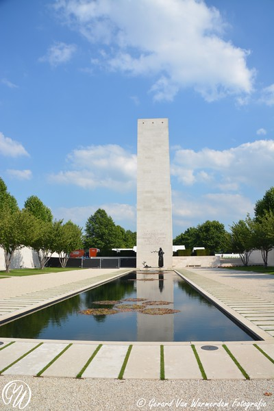 Margraten Netherlands American Cemetery and Memorial