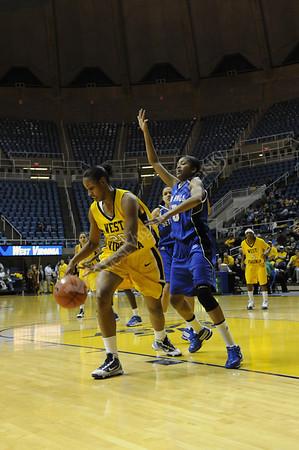 26581 Women's Basketball vs. Seton Hall