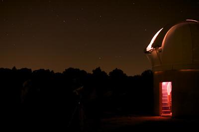 Sortie a l'observatoire de la Sine