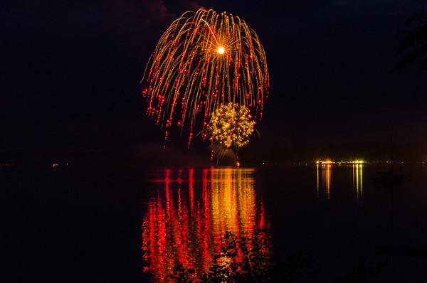 St Albans Fireworks 2013