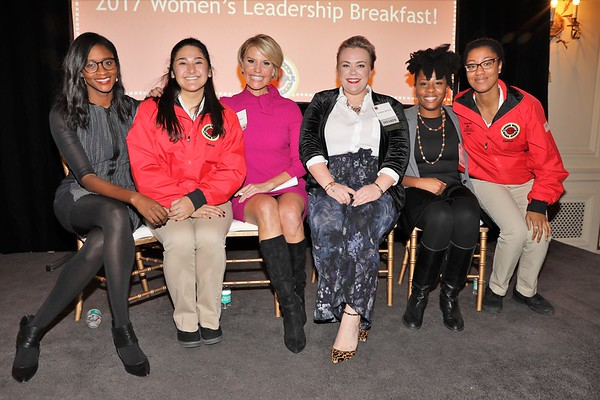 Women's Leadership Breakfast 2017 - City Year Detroit