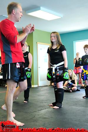 Juniors Belt Ceremony 6/23/12