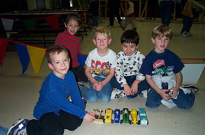 2000 Pinewood Derby