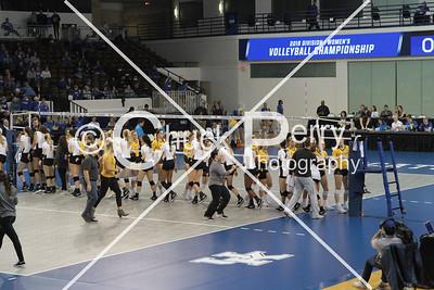 E Tennessee St Un Volleyball 11.30.2018