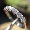 .75ctw 7-Stone Diamond Band, by Memoire 5