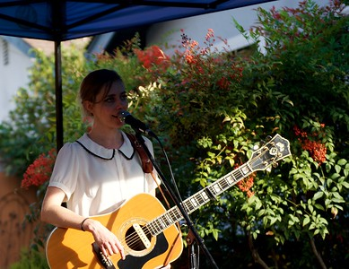 20161105 Megan Slankard house concert