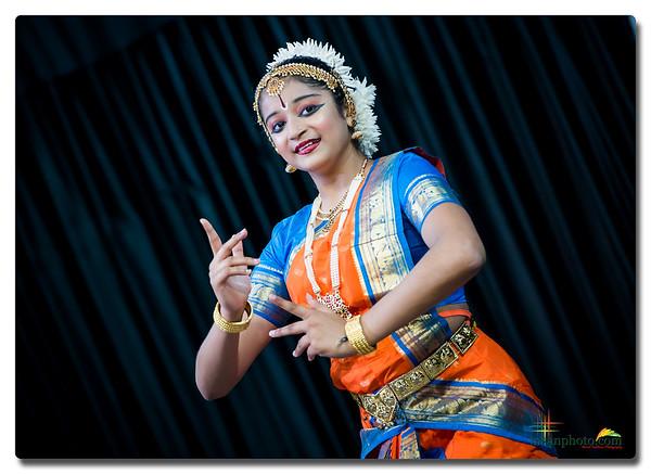 Nidhika's Classical Solo Performance - ULSAVAM 2019