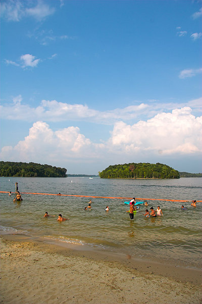 Percy Priest Lake, Nashville, Tennessee