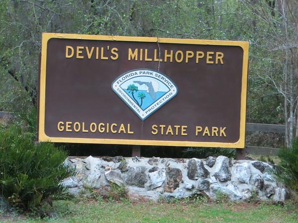 Devils Millhopper State Park