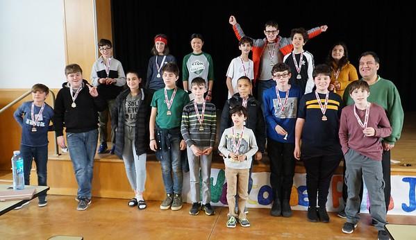 Eton Chess Tournament
